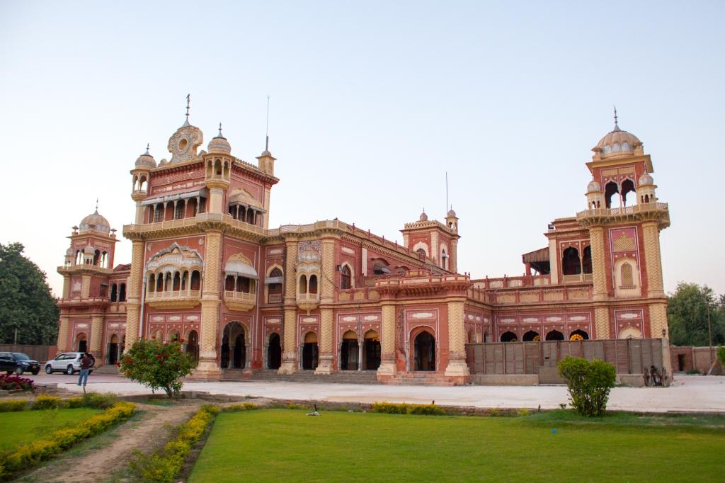 Faiz Mahal - Khairpur, Sindh Pakistan