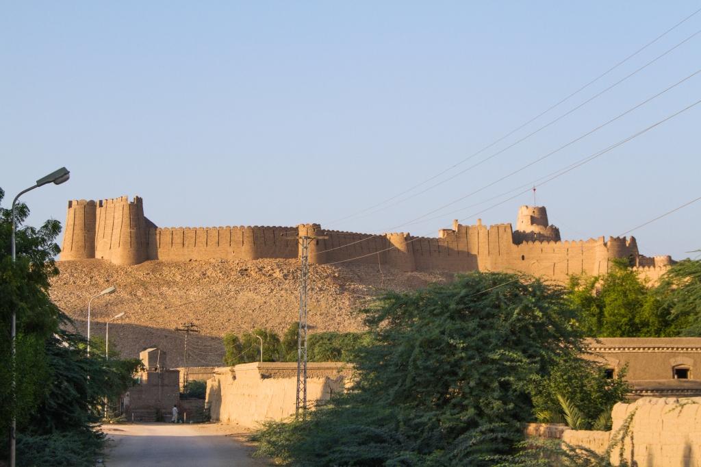 Kot Digi Fort, Khairpur, Sindh Pakistan