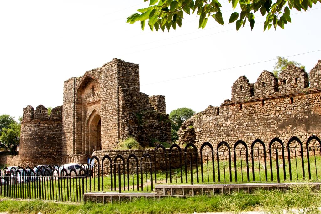Rawat Fort - Main Gate East